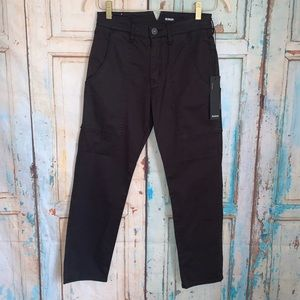 """Hudson high rise """"the leverage"""" ankle cargo pant"""
